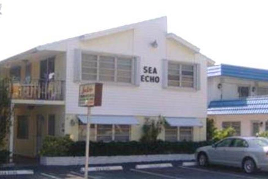 SEA ECHO APARTMENT MOTEL