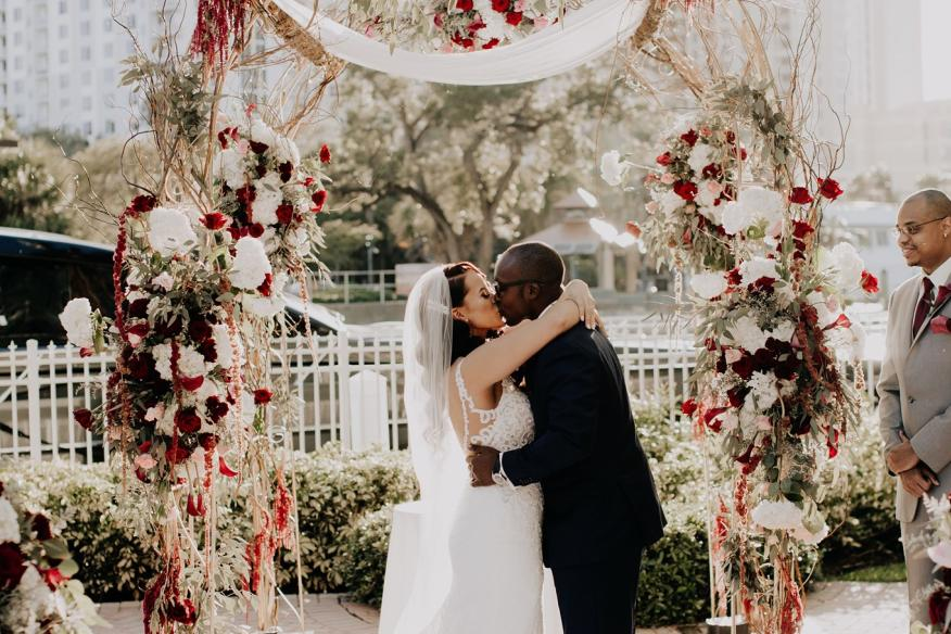 Picture Perfect Weddings begin at the Riverside Hotel