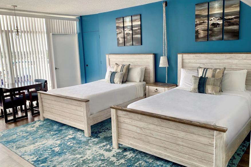Guestroom - Premier Double Double