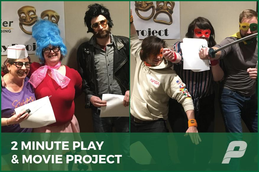2 Minute Play/Movie Project