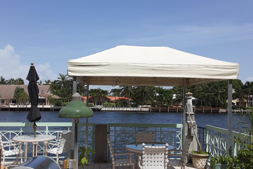 Dock Grill Area