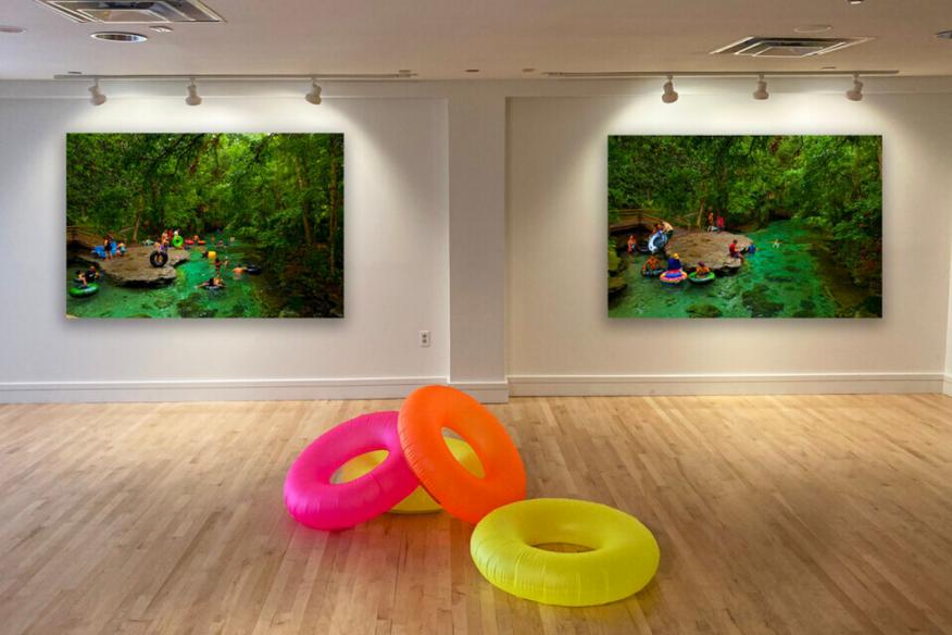Cheryl Maeder, Super Natural, Coral Springs Museum of Art (2021)
