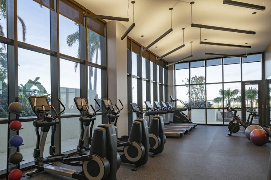 Fitness Center 24 Hour