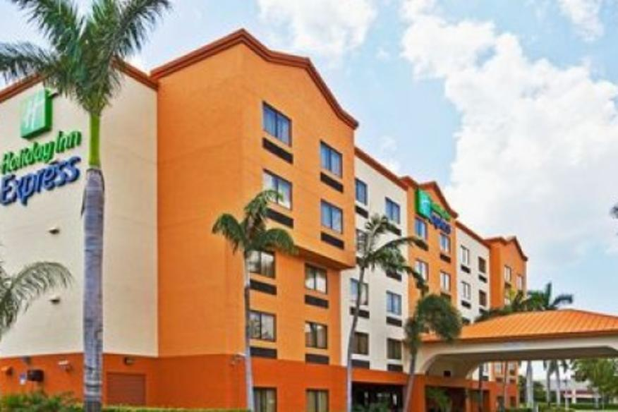 HOLIDAY INN EXPRESS FORT LAUDERDALE AIRPORT-WEST