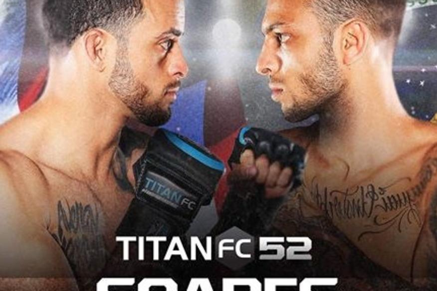 LIVE MMA FIGHT: Titan FC 52
