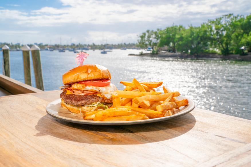 5 o'Clock Somewhere - New 5 o'Clock Burger
