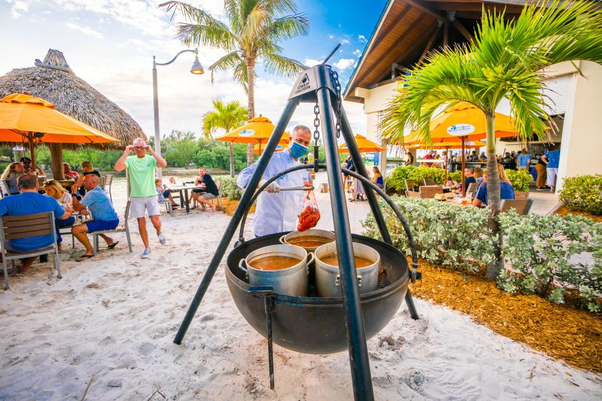 Friday Special - Fire Pit Cauldron!