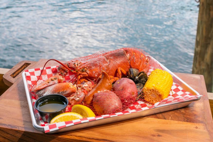 5 o'Clock Somewhere - Lobster Bake