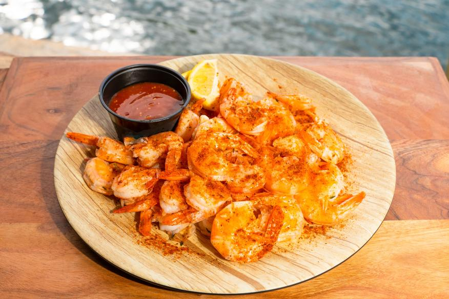 Wednesday Special - Peel & Eat Shrimp Day!