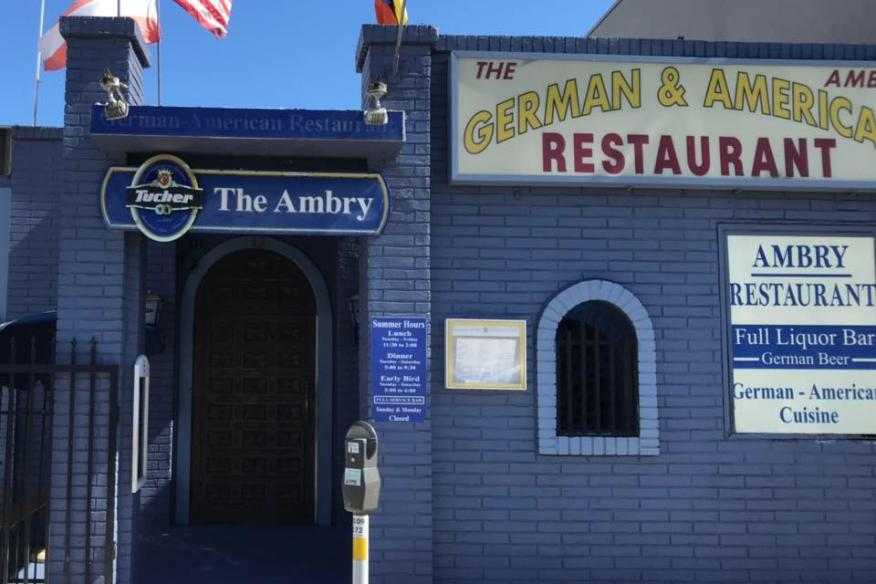 Ambry Restaurant