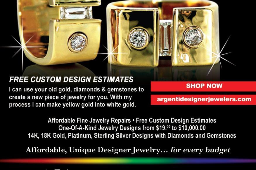 Custom Design Wedding Rings... Argenti Exclusive