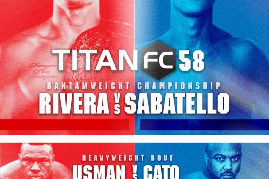 Titan FC 58 Live MMA Fight Night