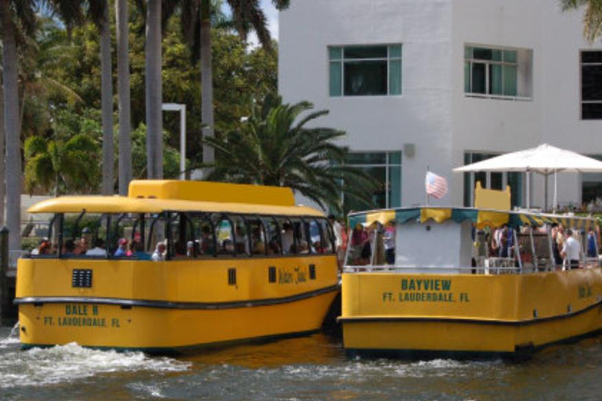 WATER TAXI ALL DAY PASSES $5 Off any Pair