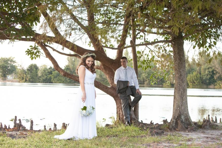 Broward Park Wedding