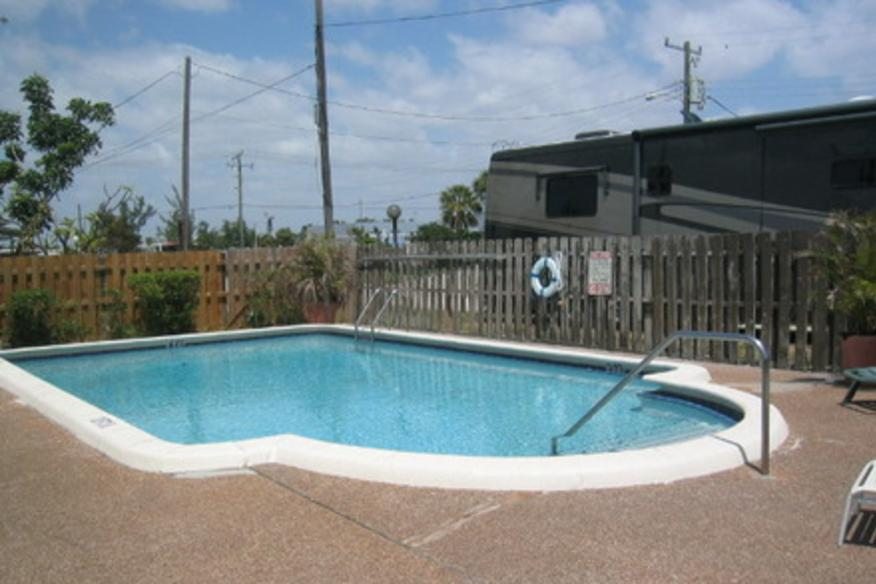 Swimming/Barbeque Area