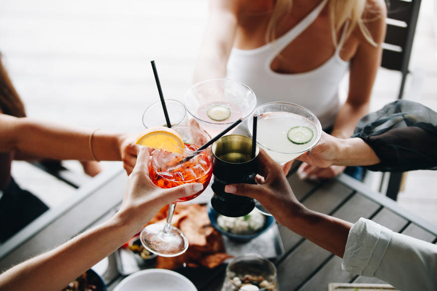 YOT cocktails