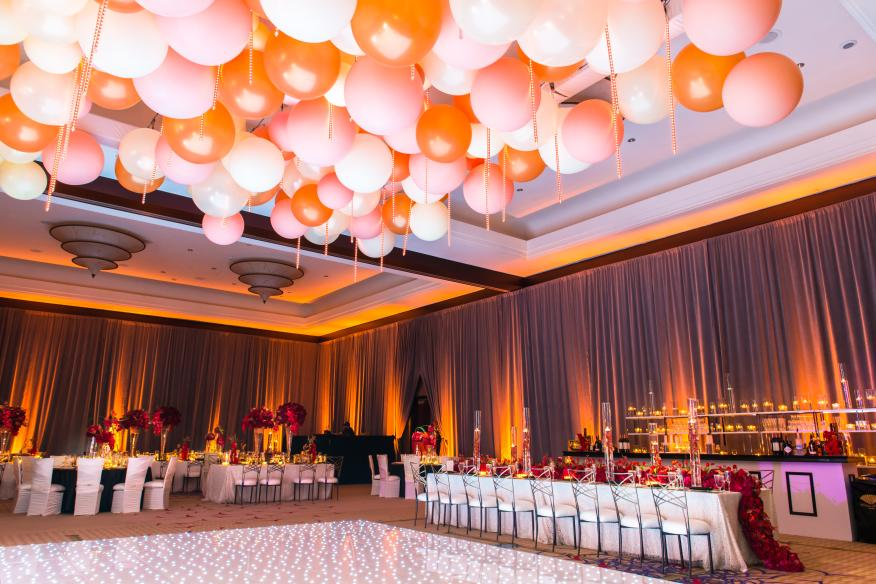 AJW Design - Wedding at Mandarin Oriental