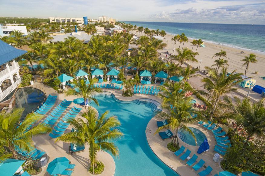 Lone Palm Pool
