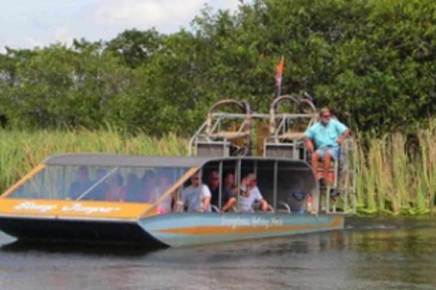 AIRBOAT EVERGLADES TOUR