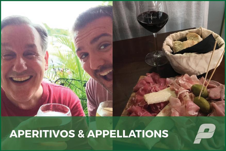 Aperitivos & Appellations