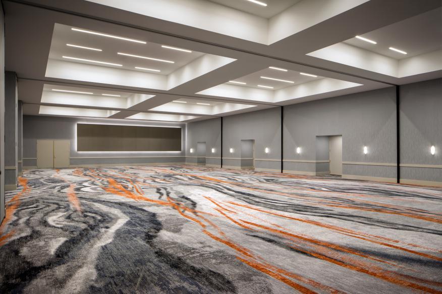 Aqua Vista Ballroom 5,133 SQ FT