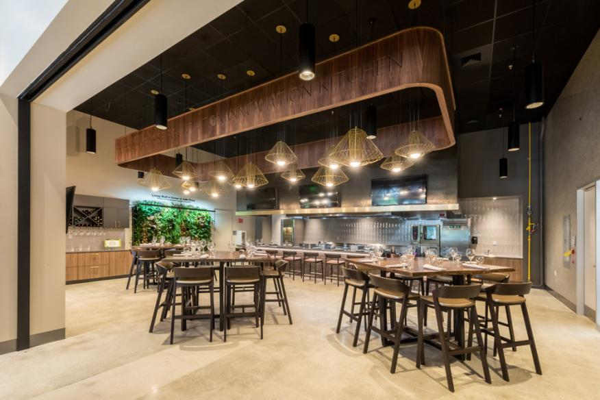 Emeril Lagasse Foundation Innovation Kitchen