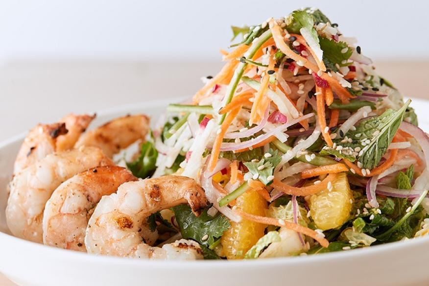 Asian Green Shrimp
