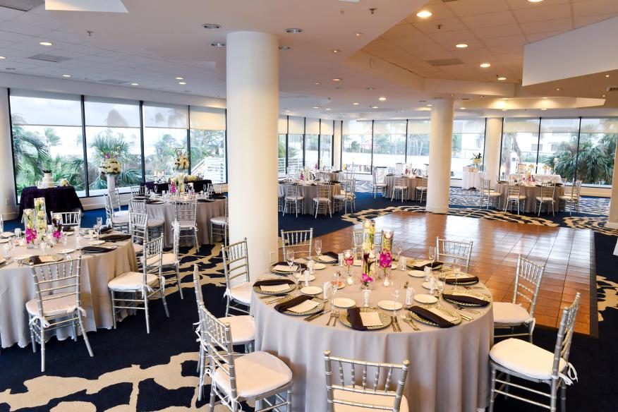 Wedding in GrandeView Ballroom