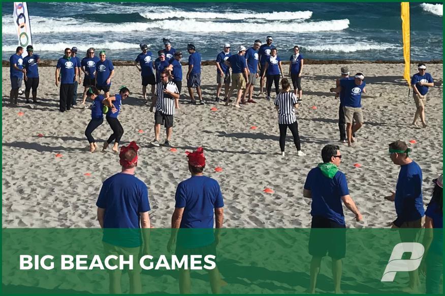 Big Beach Games