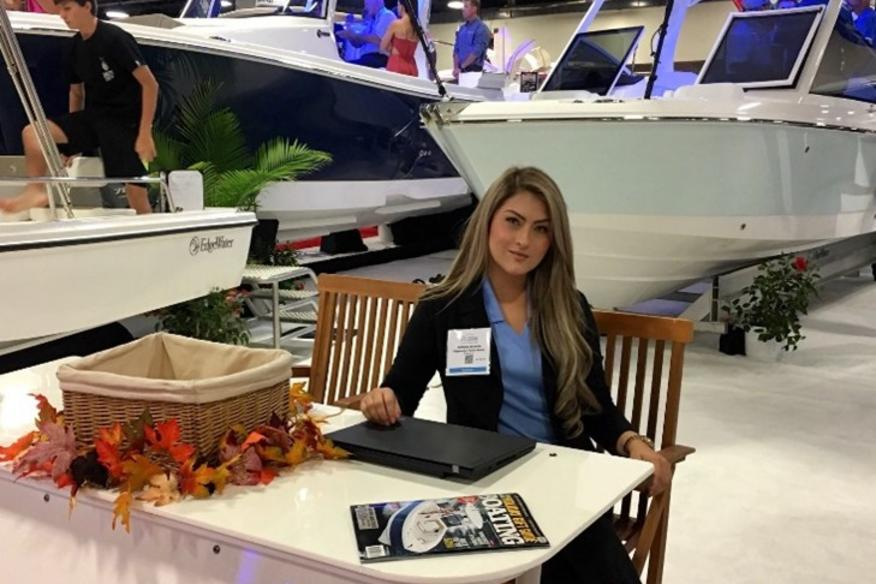 Boat Show hosts