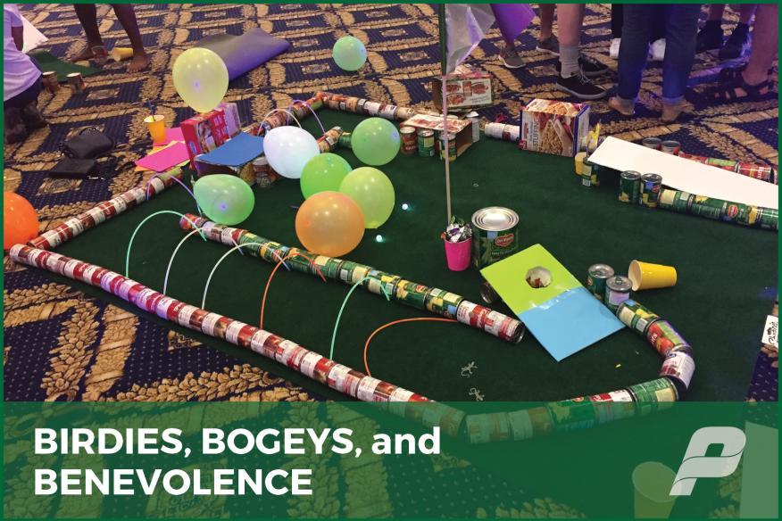 Birdies, Bogeys, and Benevolence