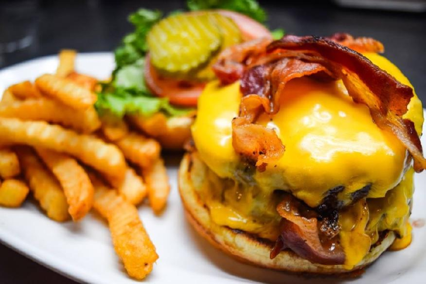 Old Fashioned Burger