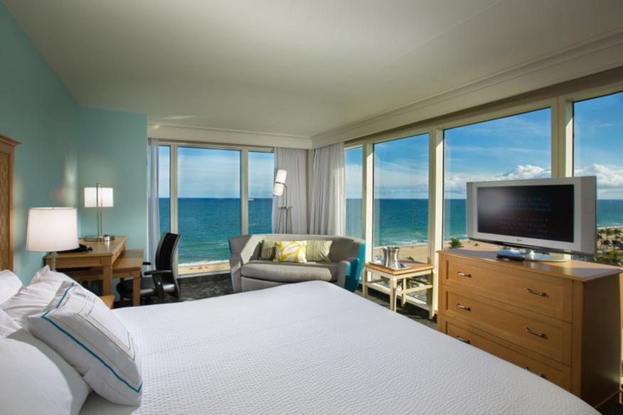 King Guest Room/ Oceanfront