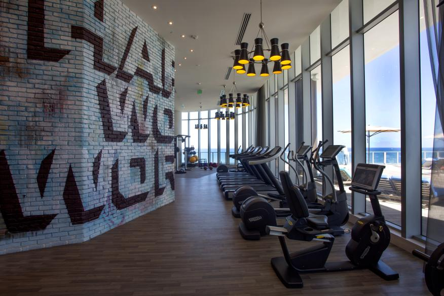 CFT - Fitness Center