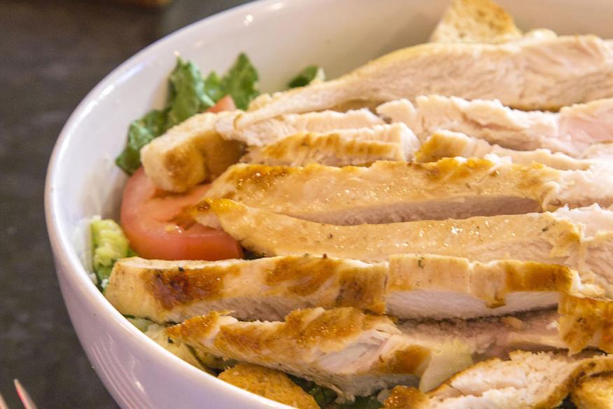 Chicken Ceasar