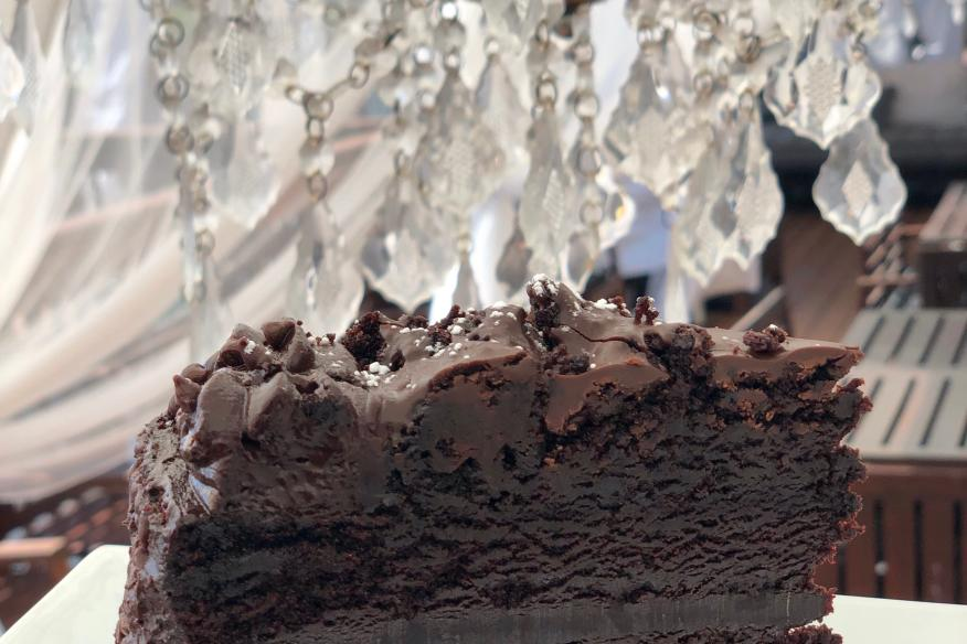 Déjà Blue Restaurants - Chocolate Cake