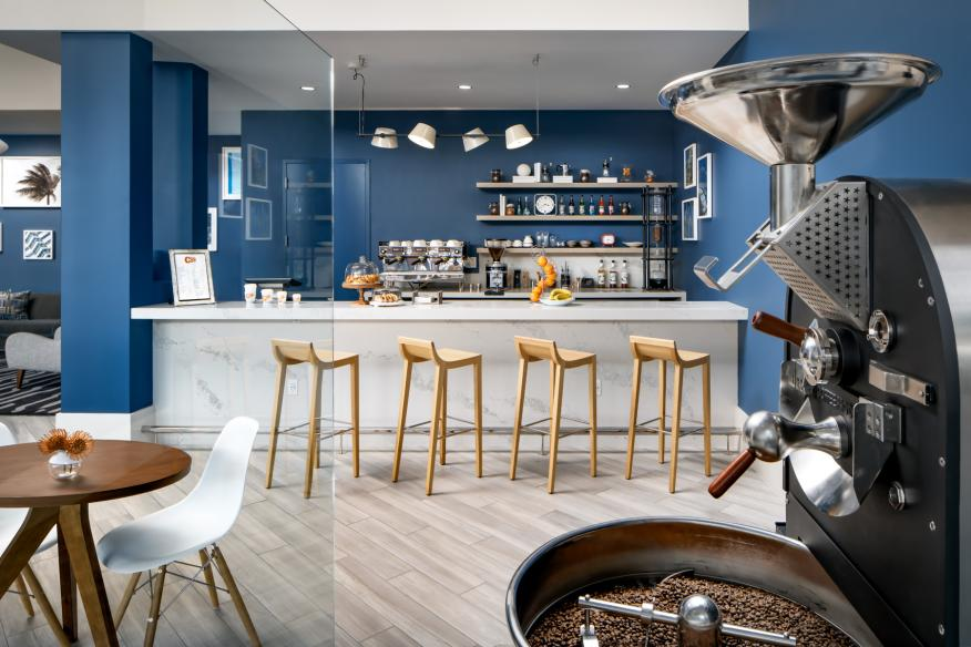 Le Meridien Coffee Bar