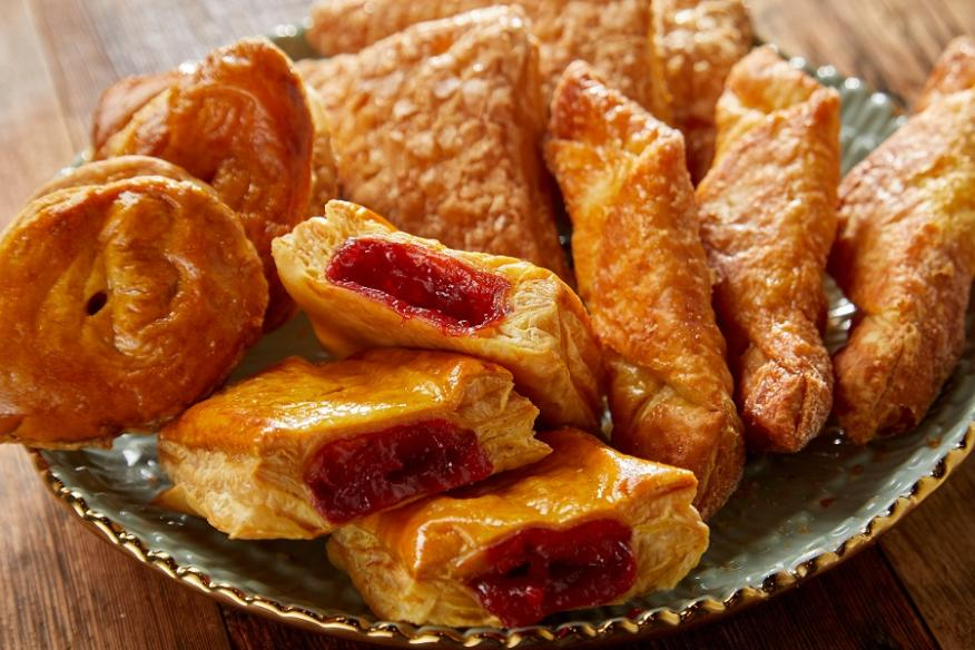 Cuban Pastries
