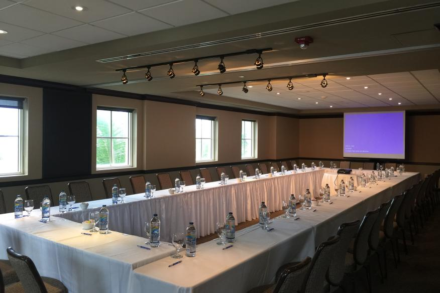 Atlantic & Intracoastal Meeting room