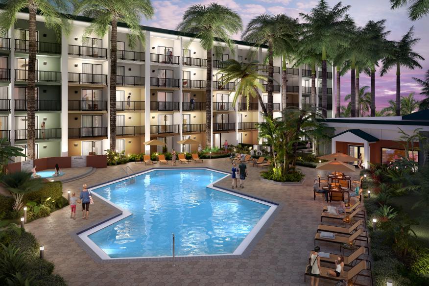 Courtyard Marriott Fort Lauderdale East Hotel