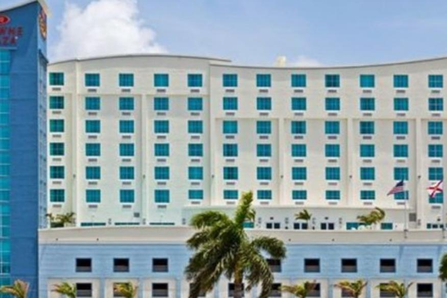 CROWNE PLAZA FORT LAUDERDALE AIRPORT/CRUISE PORT