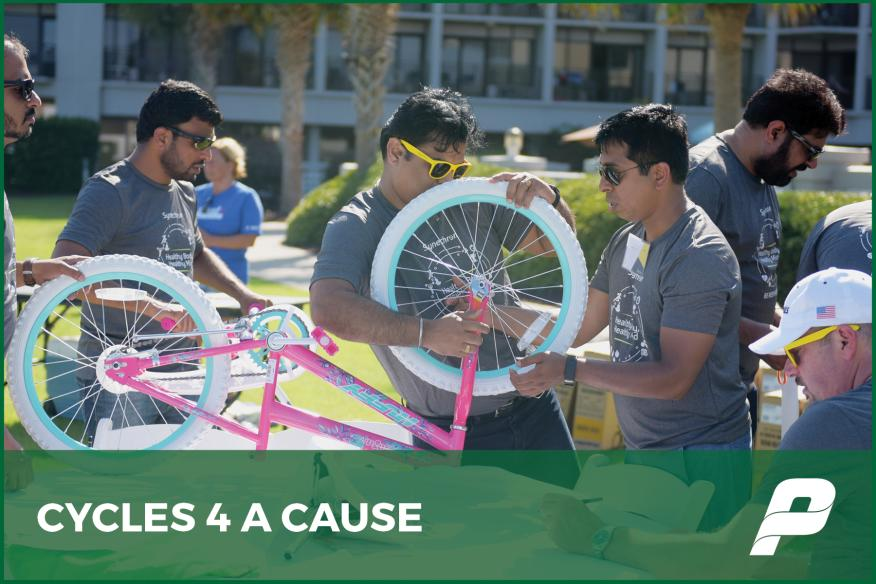 Cycles 4 A Cause