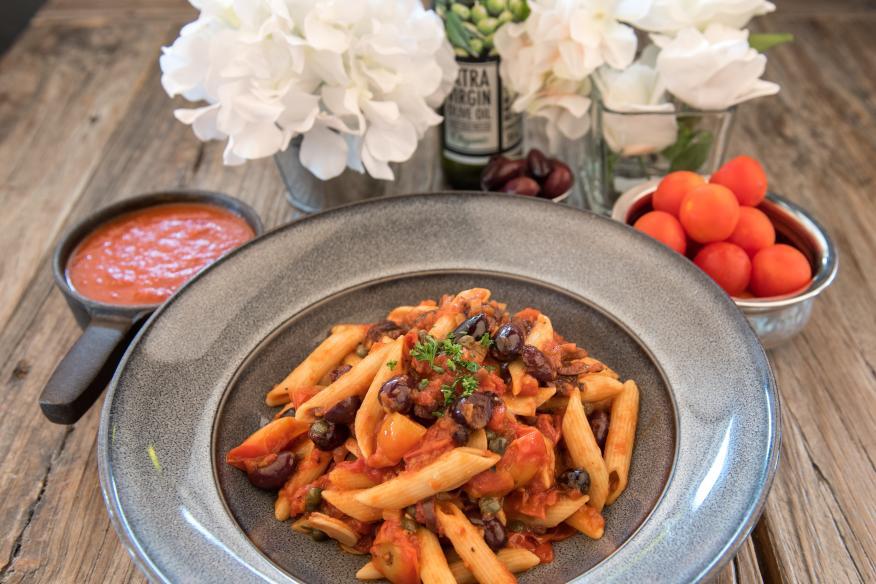 Déjà Blue Restaurants - Pasta