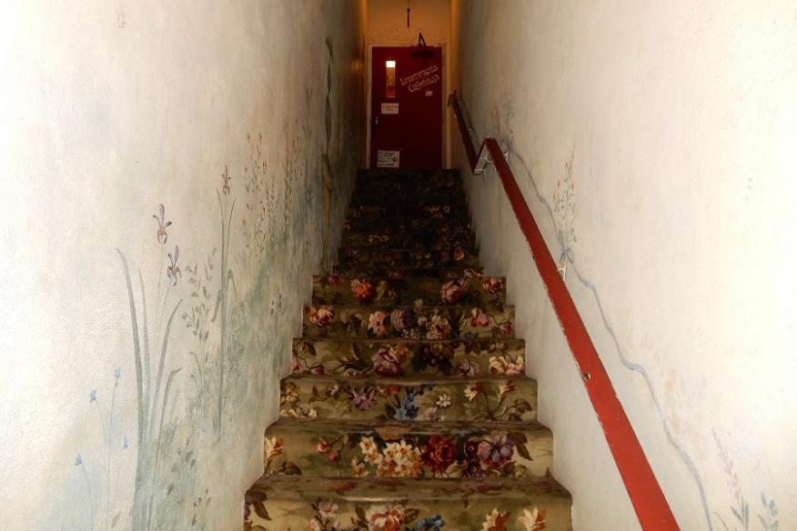 Ascending Stairway