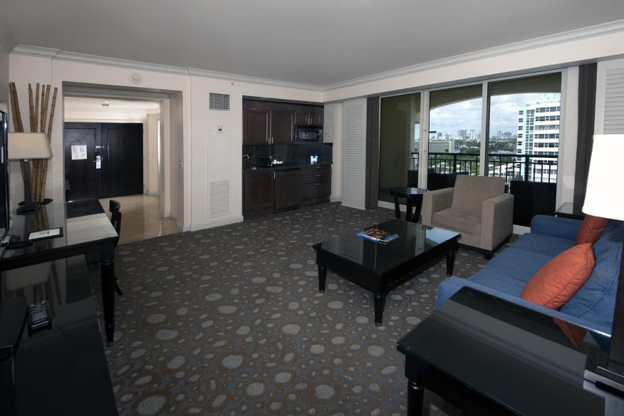 Panoramic View Suite