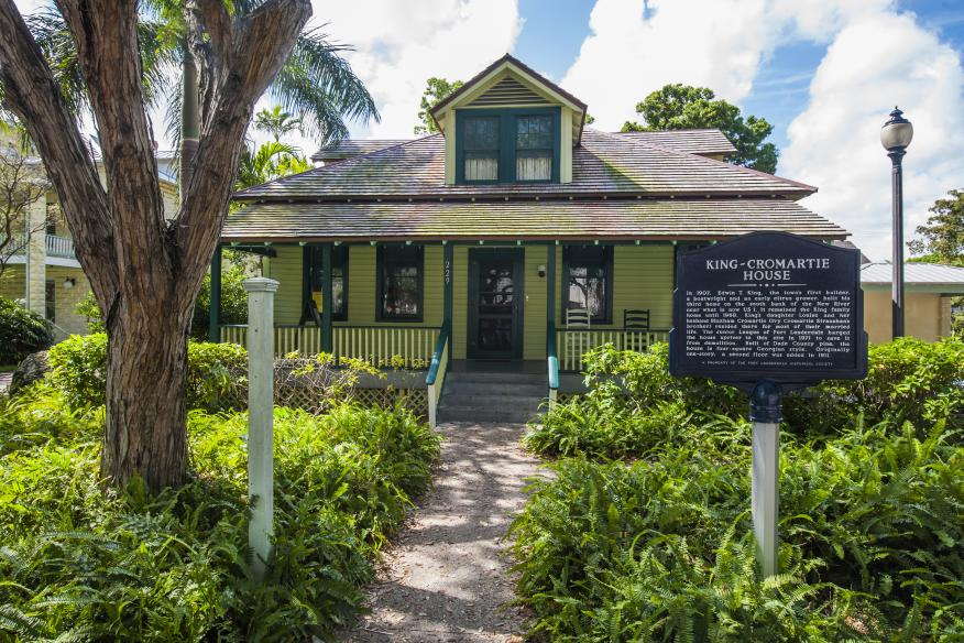 King Cromartie House Museum