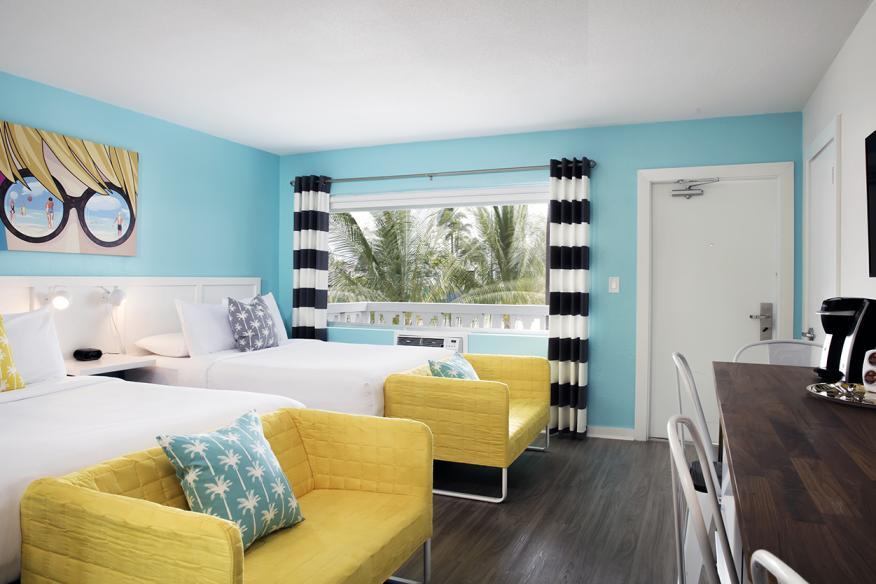 Double Sleeping Room