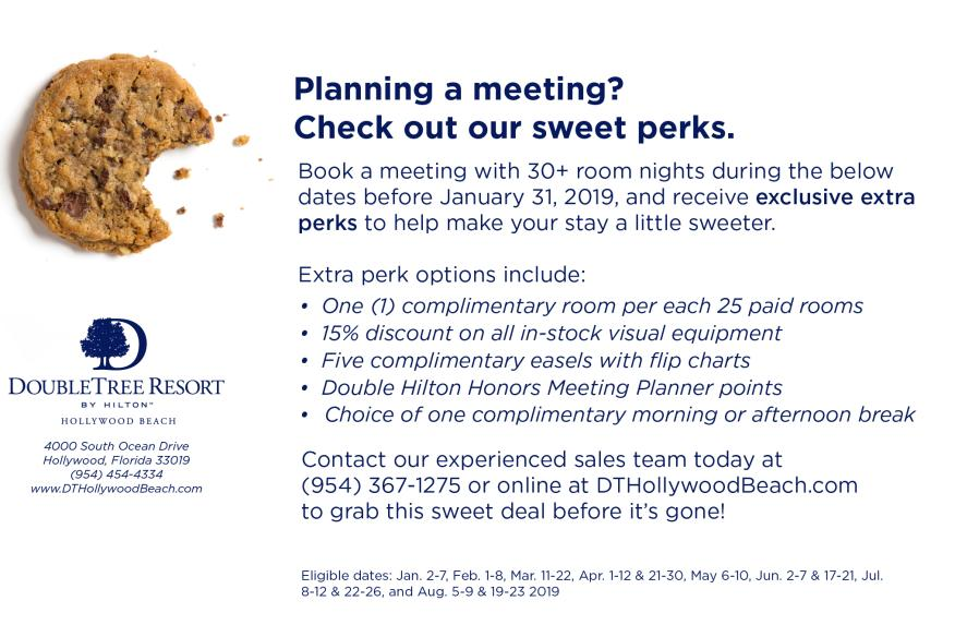 Sweet Perks Meeting Package