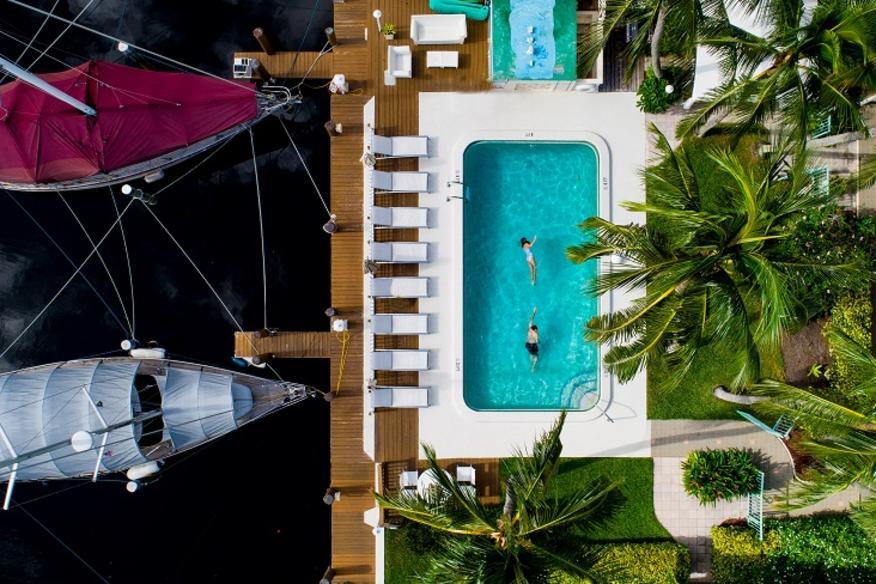Pool and Dock