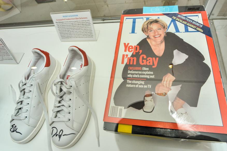 Ellen's Shoes